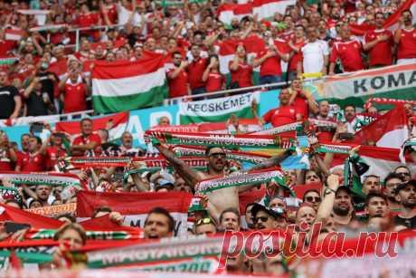 УЕФА наказал сборную Венгрии двумя матчами без зрителей