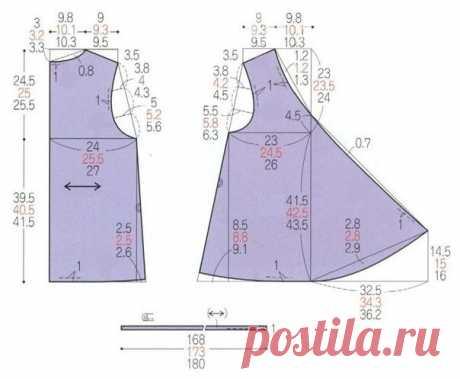 Выкройка модного жилета (Шитье и крой) — Журнал Вдохновение Рукодельницы
