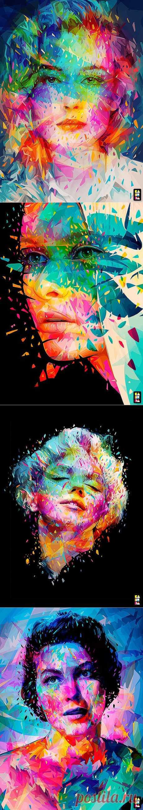 Различные иллюстрации 2013 Алессандро Pautasso | InspireFirst