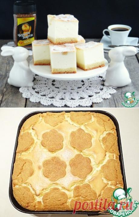 Пирожное «Облачко» – кулинарный рецепт