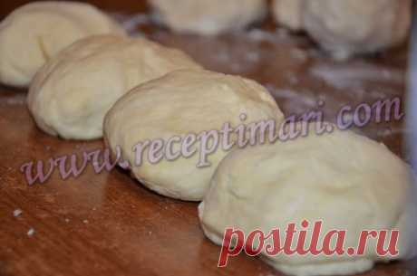 Puff pastry without barmy the recipe