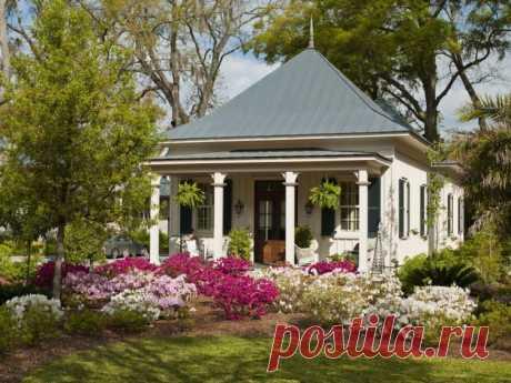 Маленькие дома: 95 фото лучших проектов, варианты дизайна и описание их постройки