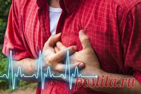 Как при тахикардии вернуть в норму сердечный ритм всего за 1 минуту! - Советы на каждый день