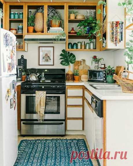 8 ошибок на маленькой кухне, которые нельзя допускать