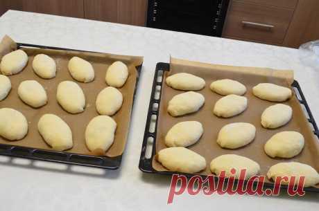 Пирожки с сочной начинкой | Марина Ломака | Яндекс Дзен