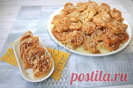 Пахлава крымская | Хорошая кухня | Яндекс Дзен