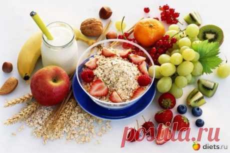 10 главных правил правильного питания — Мегаздоров