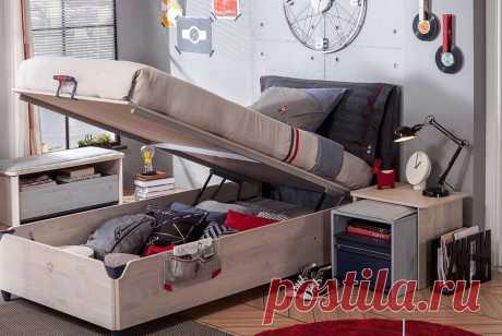 Как выбрать современную кровать для комнаты подростков | Дизайн и Фото | Яндекс Дзен