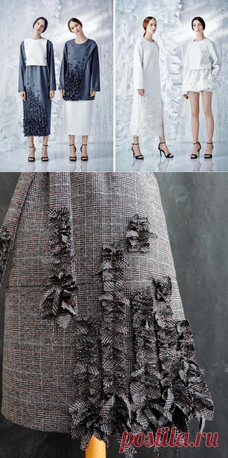 Цветочный ряд: секрет декора в романтичном стиле — Мастер-классы на BurdaStyle.ru