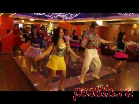 Totoy Bibbo Line Dance (2nd Upload)