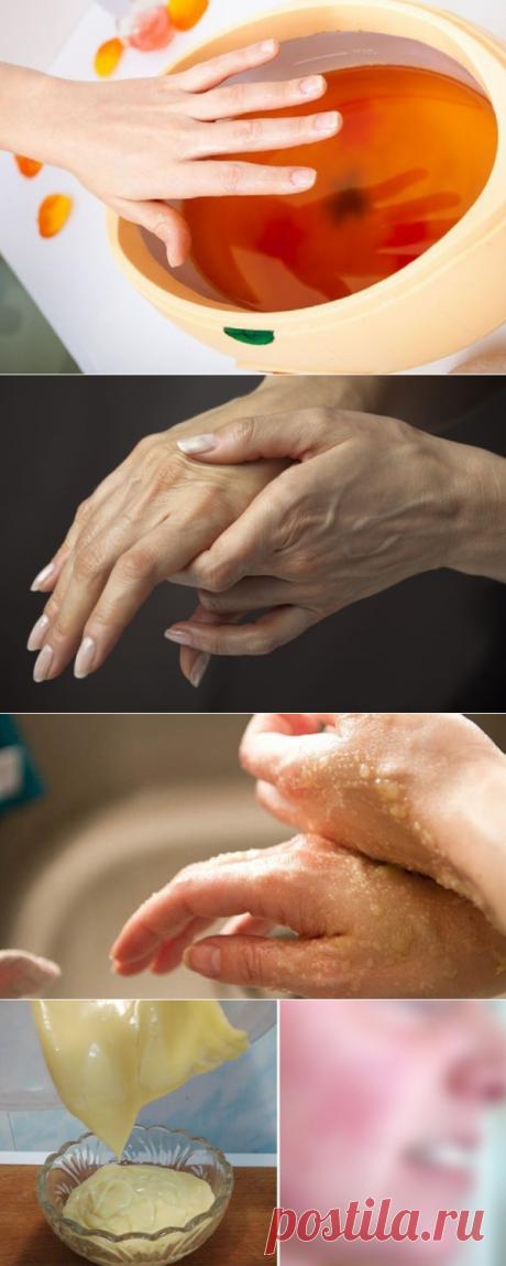 Омоложение рук