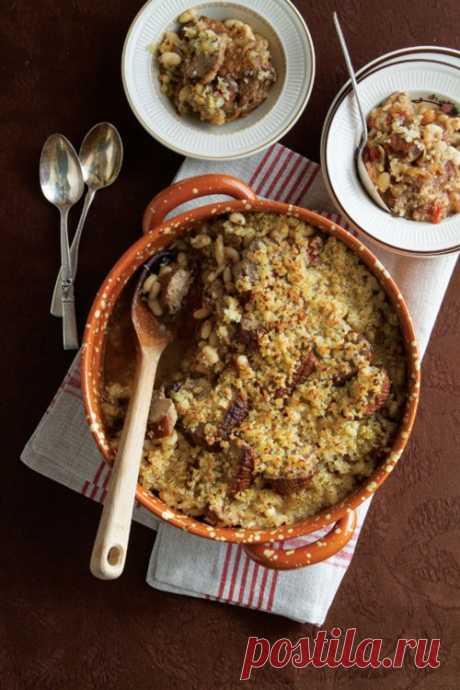 Запеканка по-тулузски рецепт с фото - Приглашаем к столу
