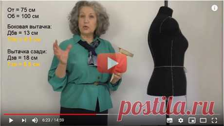 ✂ Измерение вытачек для юбок и брюк - valentinacvetok@gmail.com - Gmail