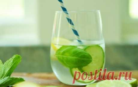Овощной лимонад / Фруктовые напитки / TVCook: пошаговые рецепты с фото
