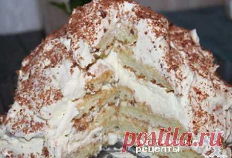 """Торт """"Опавшие листья"""" На днях обещают снег… А чтобы не впасть в депрессию межсезонья, попробуйте этот воздушный и очень простой в приготовлении торт. Автор: Оля"""