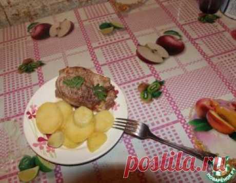 """Мясо """"Гусарики"""" – кулинарный рецепт"""