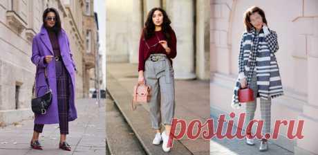 Мода вне времени. 7 вещей в клетку, которые в тренде надолго | Simple Style | Яндекс Дзен