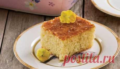 Рецепт ревани-сладости и Халва с шербетом-посуда