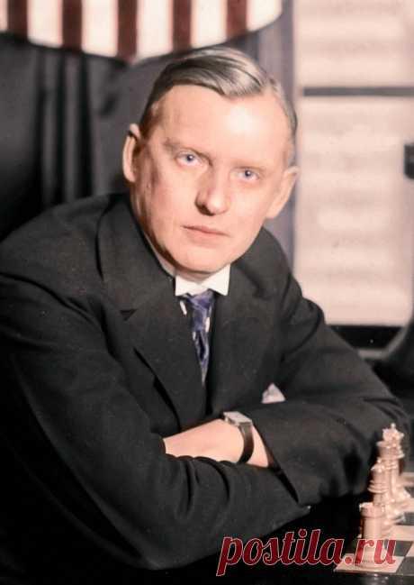 Трагедия шахматного гения. Жизнь и смерть Александра Алехина.