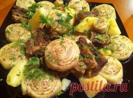 Особенности национального Дагестанского хинкала | Кавказская кухня