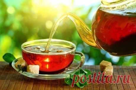 Что лучше добавить в чай, чтобы получить максимум пользы и насладиться его ароматом — Мегаздоров