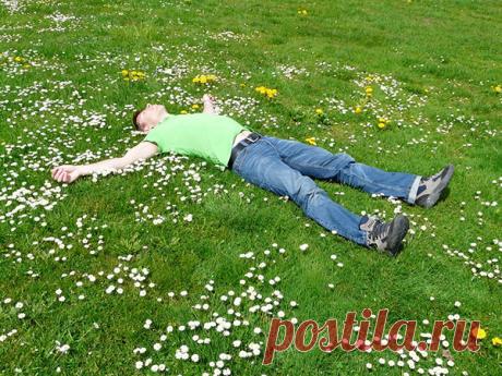 Отдых — один из лучших способов включить креативное мышление.