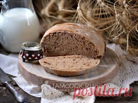 Бездрожжевой хлеб из ржаной муки — рецепт с фото Самый простой домашний бездрожжевой хлеб из ржаной муки (на молочной сыворотке).