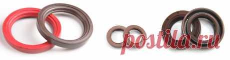 Сальники из фторкаучука FPM, [Cальник]| Silverprom
