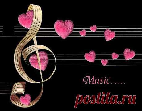 Музыкальная открытка -  *ЗА ВАС, ДРУЗЬЯ!!!**
