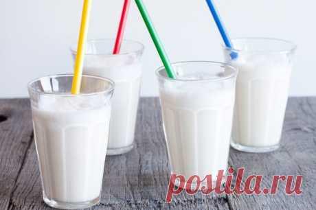 Молочный коктейль с мороженым — Sloosh – кулинарные рецепты