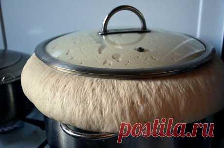Как приготовить дрожжевое тесто для ленивых - рецепт, ингредиенты и фотографии