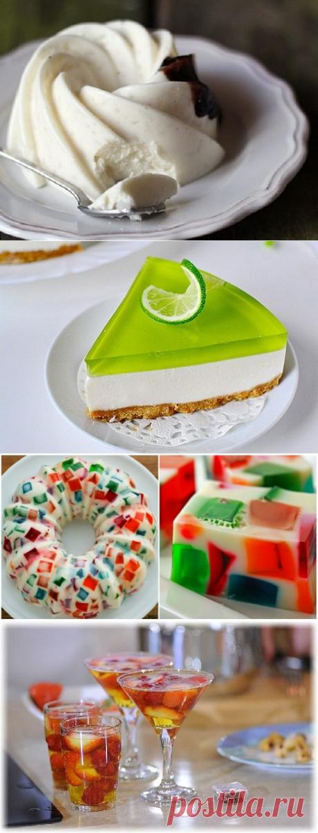 6 изумительных десертов для новогоднего стола