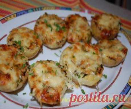 Картошка с чесноком - Кулинарные рецепты