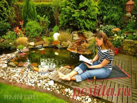9 составляющих созерцательного сада Сайт RMNT недавно рассказывал вам, что такое сенсорный сад, который пробуждает все чувства человека. Теперь поговорим осоставляющих созерцательного сада, который призван стать местом для медитаций, спокойного отдыха наедине со своими мыслями, уголком, где можно забыть обо всех проблемах.