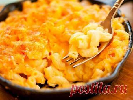 шеф-повар Одноклассники: Мак-н-чиз - лучшая американская еда