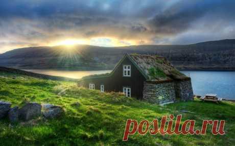 20 интересных фактов об Исландии .