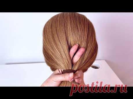 5 Причесок на длинные и средние волосы