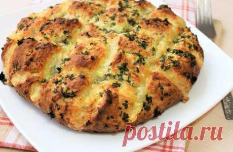 Вкусная выпечка на замену обычному хлебу. Обязательно сохраню рецепт | ОЛЯ ГОТОВИТ | Яндекс Дзен