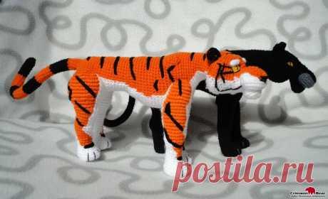белый вязаный тигр крючком: 2 тыс изображений найдено в Яндекс.Картинках