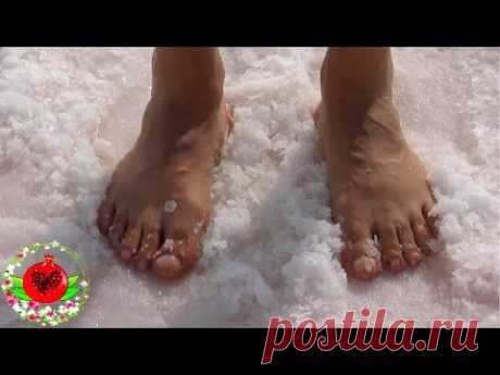 Морская соль может заменить всю медицину и помогает в лечении 15 заболеваний.