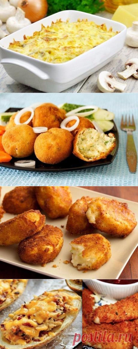 Готовим из картошки: ТОП-9 блюд из картофеля