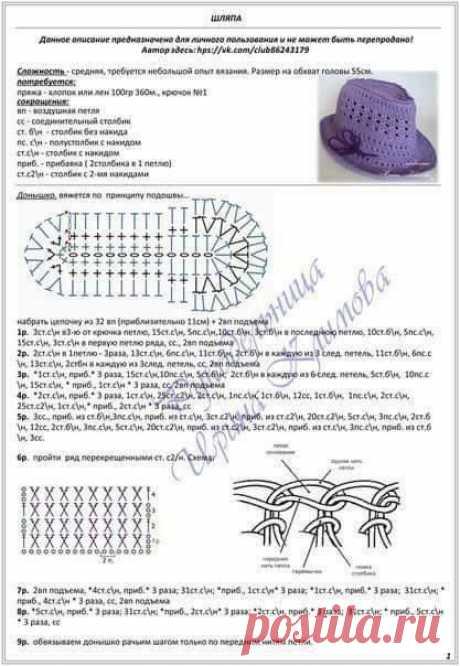 코바늘여름모자 : 네이버 블로그 - Diy Crafts - hadido