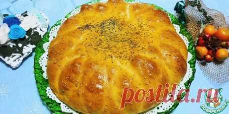 Хлеб фигурный домашний Кулинарный рецепт