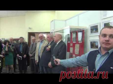 Выставка семейных реликвий в Государственном музее Г.К.ЖУКОВА