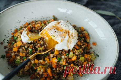 Простые и вкусные блюда из гречки