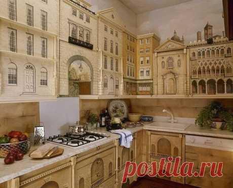 Город на кухне / Кухня / ВТОРАЯ УЛИЦА