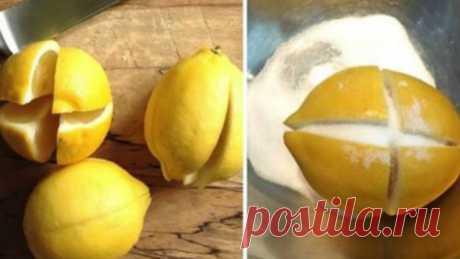 Разрежь 3 лимона и помести их на тумбочку у кровати. Этот трюк перевернет твою жизнь    Каждый из нас находил в своем холодильнике залежавшиеся продукты, которые так и не были съедены вовремя. Сегодня наша редакция поделится секретом, как использовать залежавшиеся лимоны! Ведь из ни…