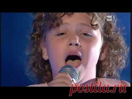▶ Caruso - Maria Cristina Craciun - Ti lascio una canzone - YouTube