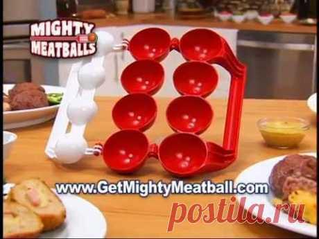 Приспособления для фаршировки котлет,биточков Mighty meatballs