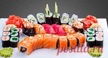 Роллы и суши: рецепты, приготовление, ингредиенты